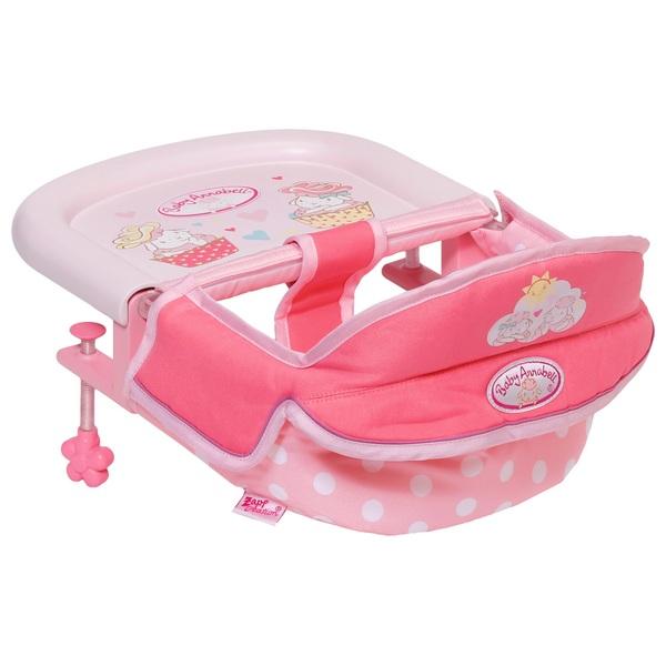 Baby Annabell Table Feeding Chair - Smyths Toys