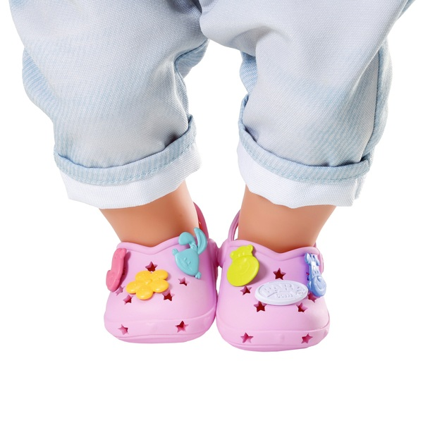 BABY born Shoes with Funny pins Assortment