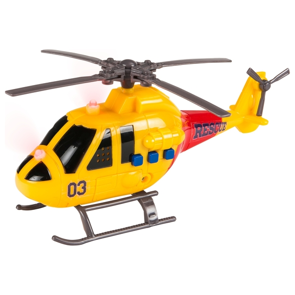 Lights and Sounds Helicopter - Small