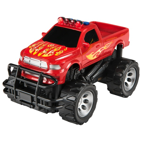 Lights and Sounds Monster Truck – Small