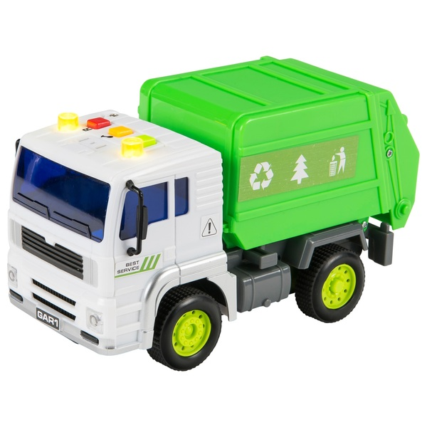 Lights and Sounds Garbage Truck - Small