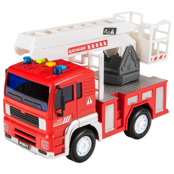 Light and Sounds Fire Engine - Small