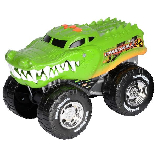 Road Rippers Wheelie Monsters Crocodile