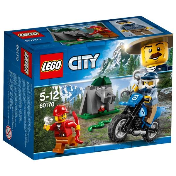 LEGO 60170 City Off-Road Chase - LEGO City Ireland