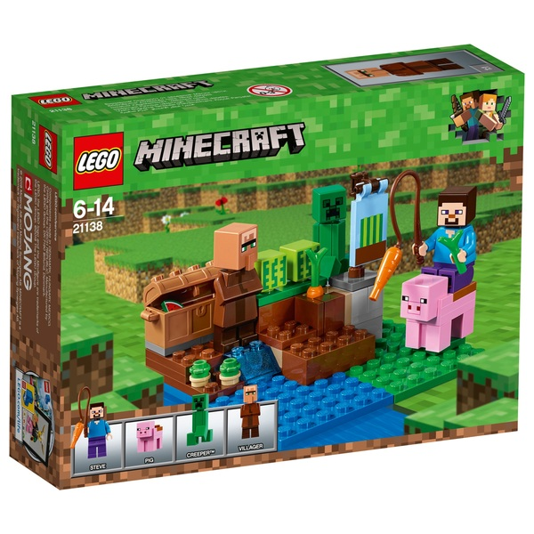 LEGO 21138 Minecraft The Melon Farm