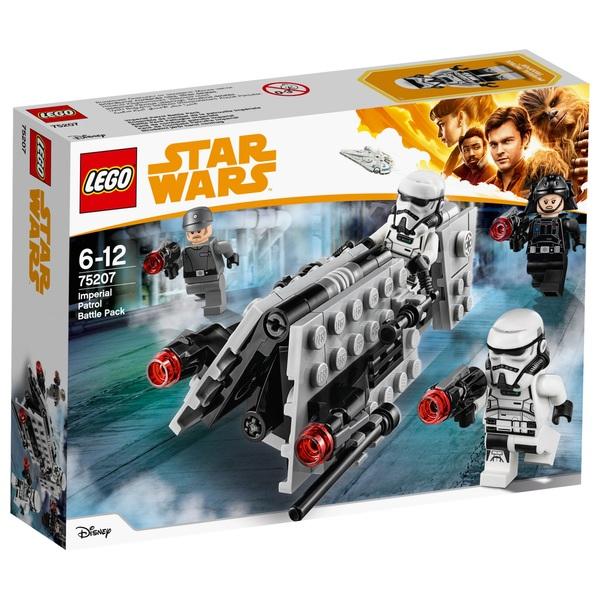 LEGO 75207 Star Wars Imperial Patrol Battle Pack