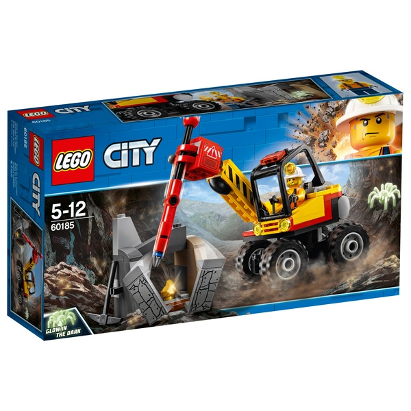 LEGO City 60185 Mining Power Splitter - LEGO City UK