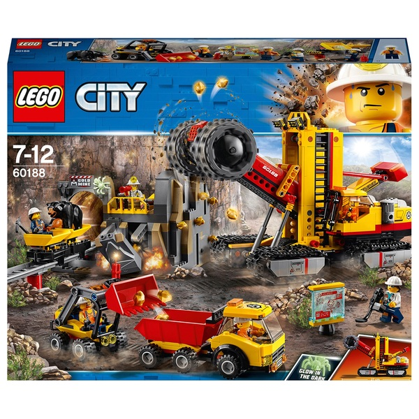 lego 60188 city mining experts site lego city uk. Black Bedroom Furniture Sets. Home Design Ideas