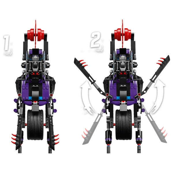 Lego 70642 ninjago killow vs samurai x lego ninjago uk - Ninjago vs ninjago ...