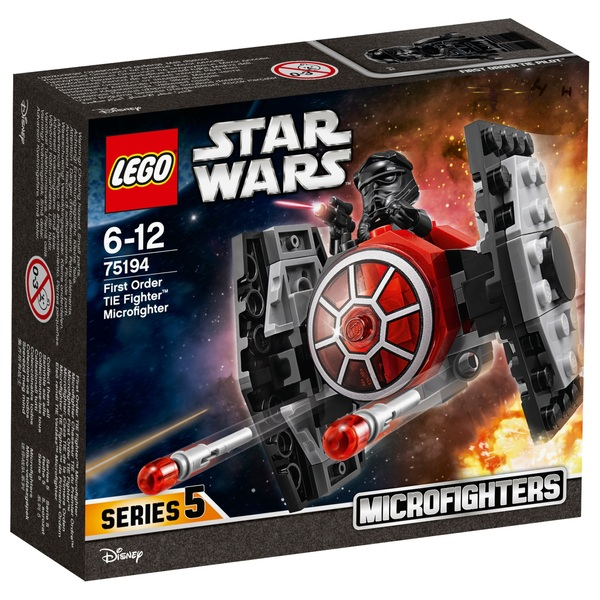 LEGO 75194 Star Wars First Order TIE Fighter