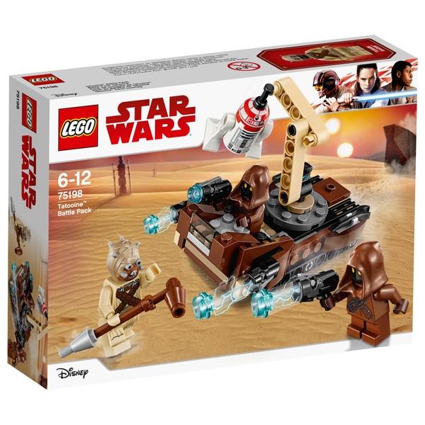 LEGO 75198 Star Wars Tatooine Battle Pack