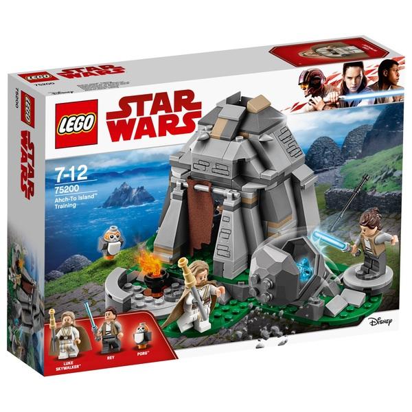 LEGO 75200 Star Wars Ahch-To Island Training Building Set