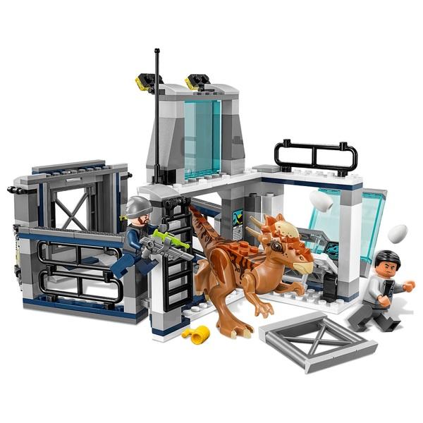 Lego Jurassic World 75927 Stygimoloch Breakout: LEGO 75927 Jurassic World Stygimoloch Breakout Dinosaur