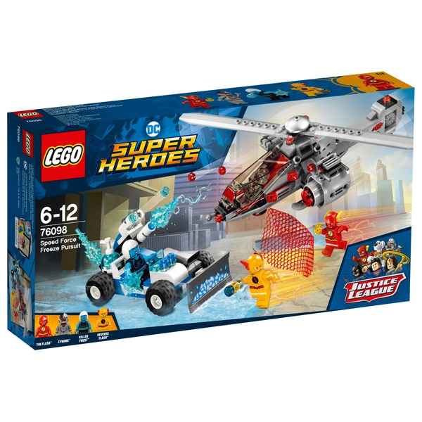 LEGO 76098 DC Super Heroes Speed Force Freeze Pursuit