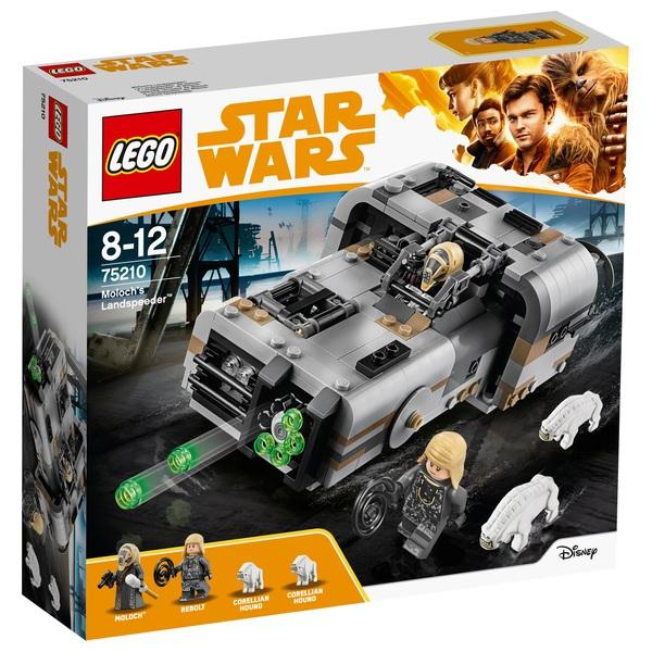 LEGO 75210 Star Wars Han Solo Moloch's Landspeeder