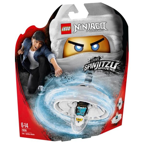 LEGO 70636 Ninjago Movie Zane Spinner