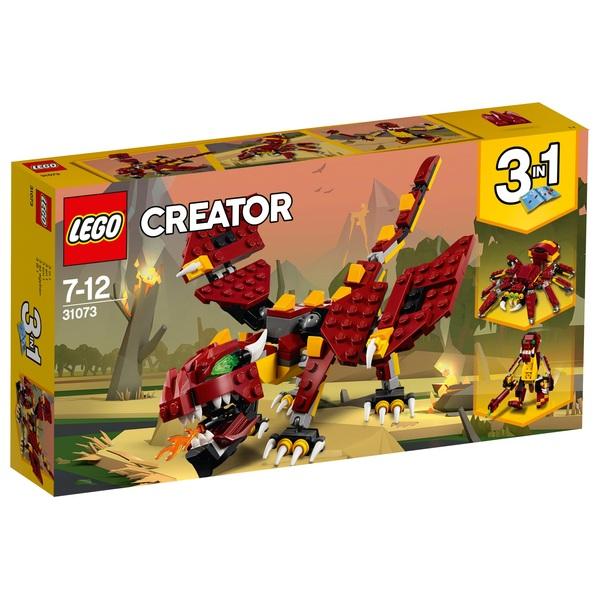 LEGO 31073 Creator Mythical Creatures