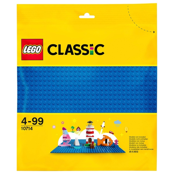 LEGO 10714 Classic Blue Base Plate