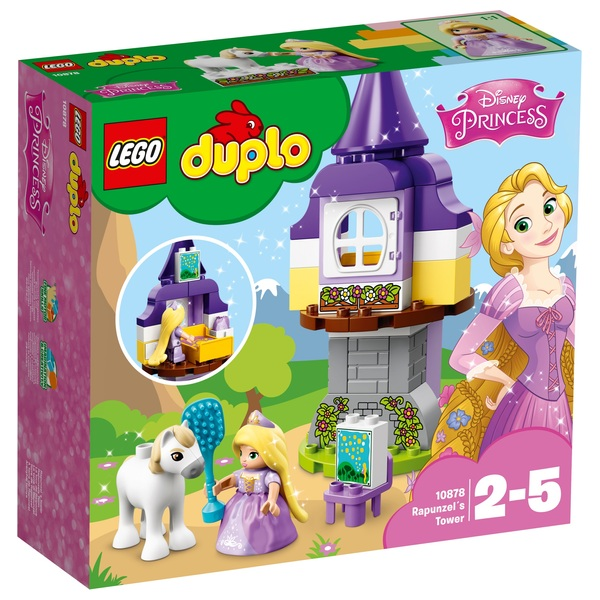 LEGO 10878 Duplo Disney Princess Rapunzel's Tower