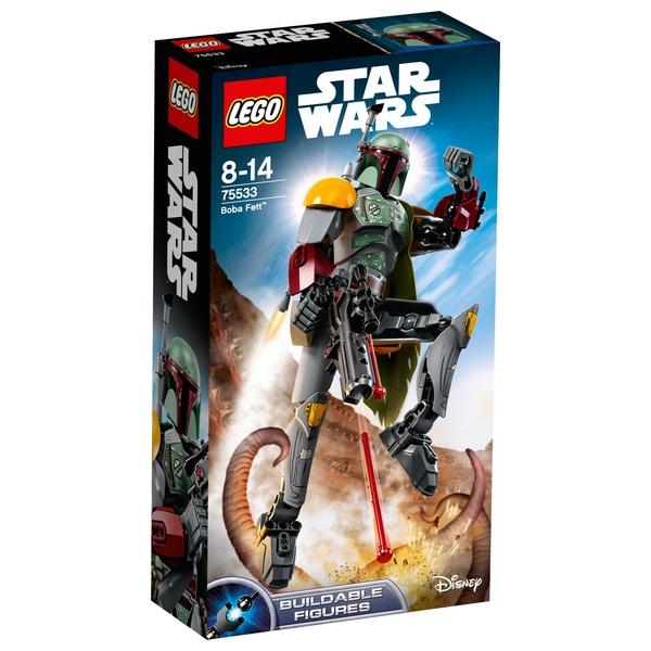 LEGO 75533 Star Wars Boba Fett - Clearance UK 51c5165f6