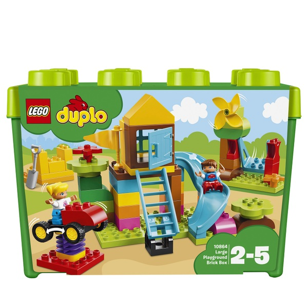 Lego Duplo Changing Room