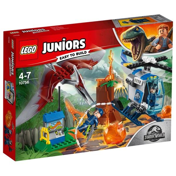 LEGO 10756 Juniors Jurassic World Pteranodon Escape