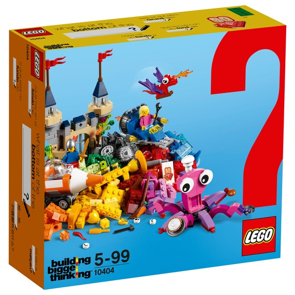 LEGO 10404 Classic Ocean's Bottom