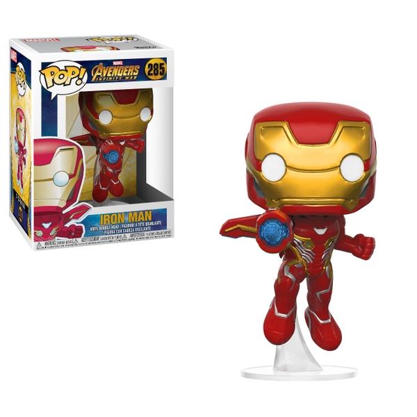 POP! Vinyl: Marvel Avengers Infinity War Iron Man