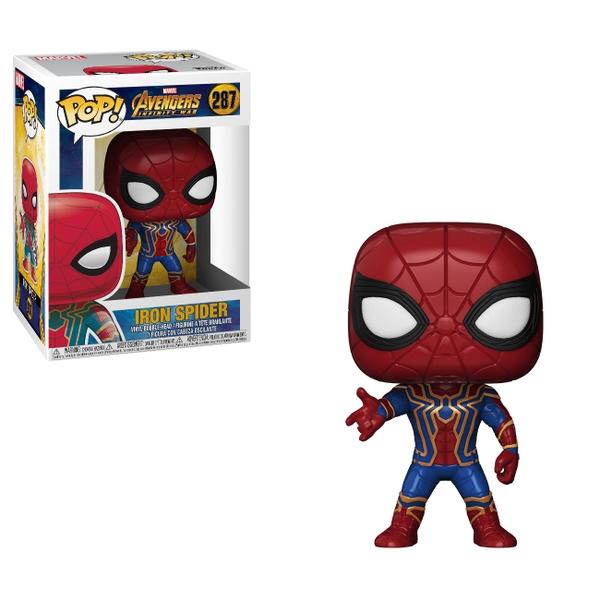 POP! Vinyl: Marvel Avengers Infinity War Iron Spider Figure
