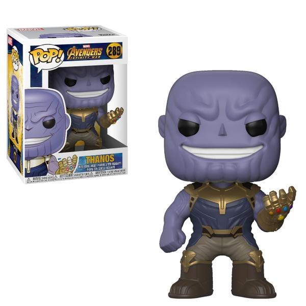 POP! Vinyl Marvel Avengers Infinity War Thanos  Figure
