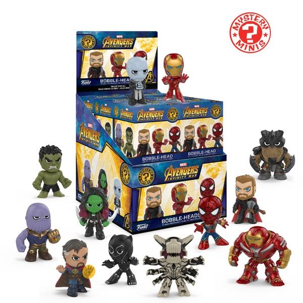 Mystery Minis Marvel Avengers Infinity War - Assortment