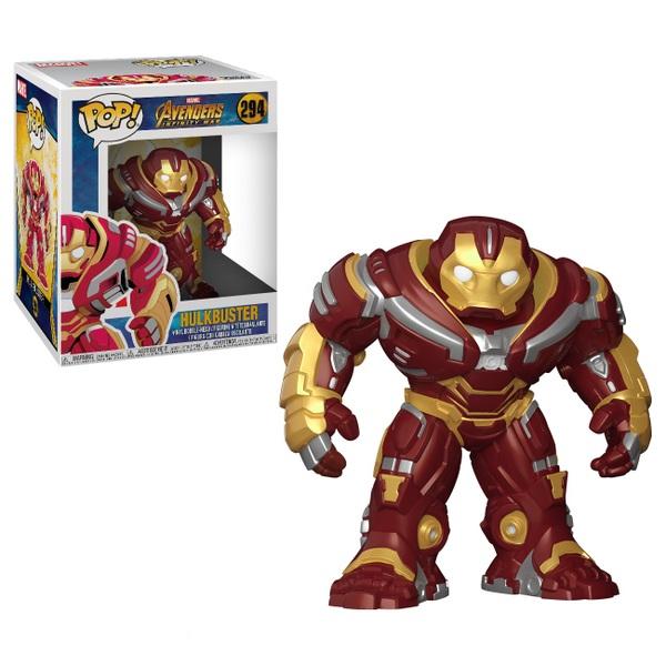 POP! Vinyl Marvel Avengers Infinity War Hulkbuster Figure