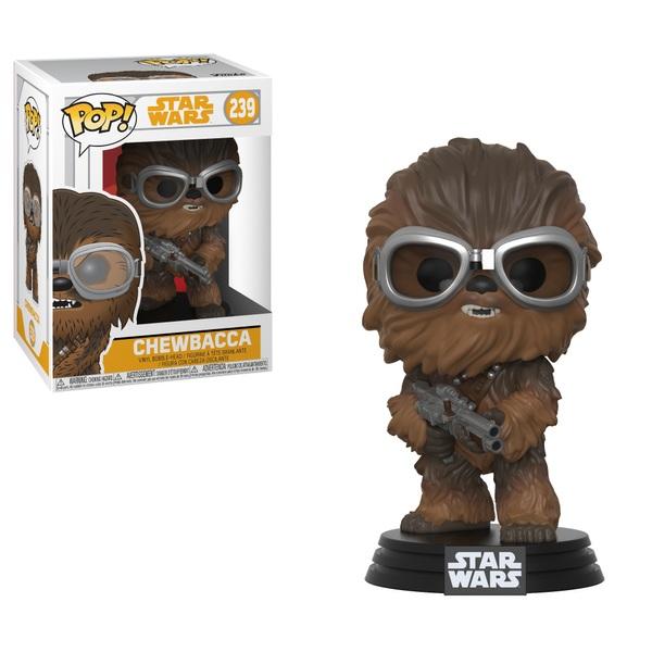 POP! Vinyl Solo: A Star Wars Story Chewbacca