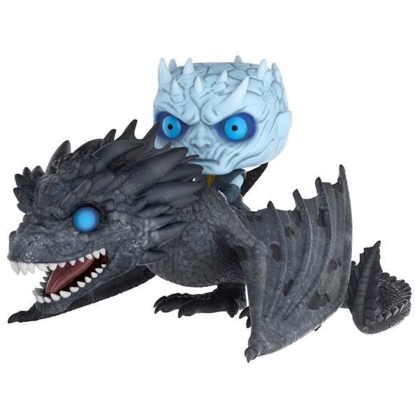 POP! Vinyl: Game of Thrones Night King and Viserion