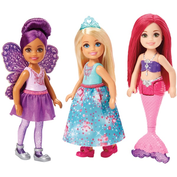 Best Barbie Dolls And Toys : Barbie dreamtopia dolls gift pack toys exclusive