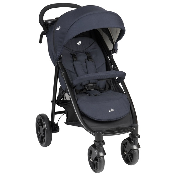 Joie Litetrax 4 Pushchair  - Navy Blazer