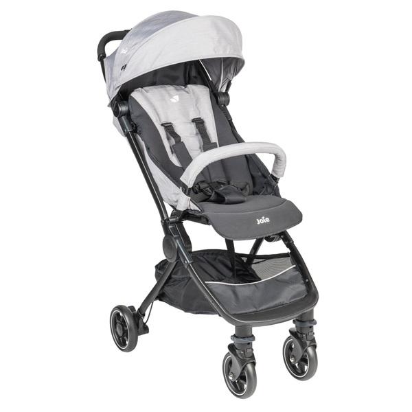 Joie Pact Lite Stroller Grey Flannel Strollers Uk
