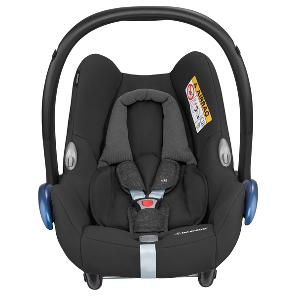 Maxi Cosi Cabriofix Nomad Black Group 0