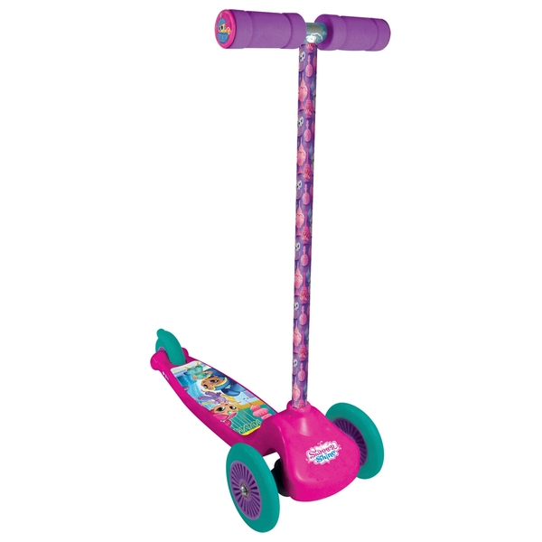 Shimmer and Shine Move and Groove Scooter
