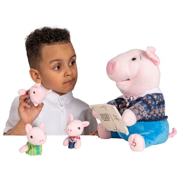 Storytelling Pig