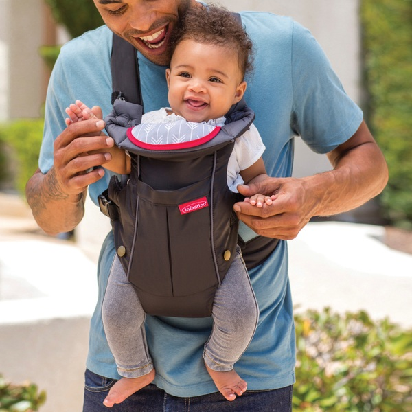 4cf27a6d4f7 Infantino Swift Carrier - Baby Carriers UK
