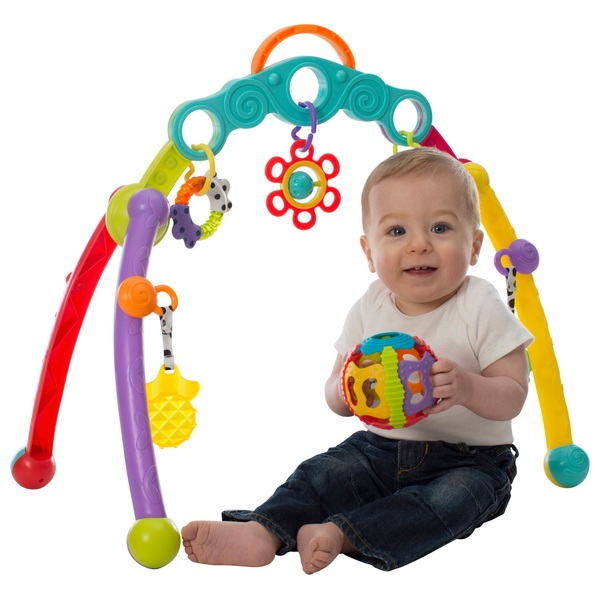 Playgro Fold & Go Play Gym
