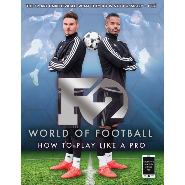 F2 World of Football Book HB Book