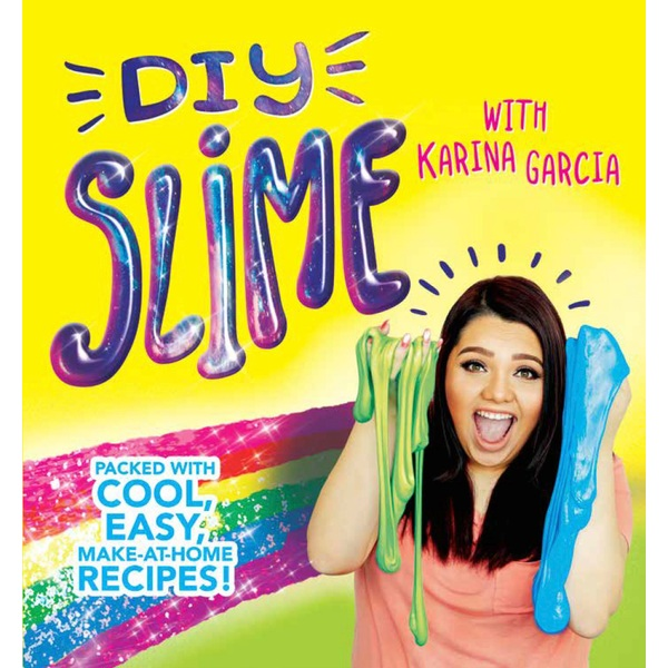 DIY Slime with Karina Garcia PB Book