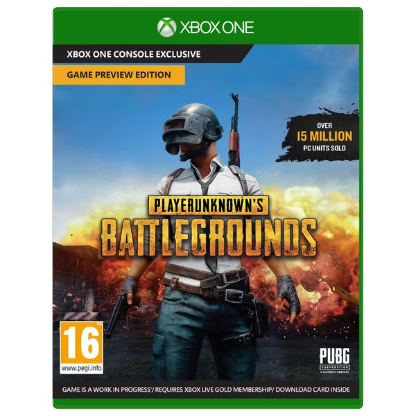 playerunknown 39 s battlegrounds xbox one xbox one games uk. Black Bedroom Furniture Sets. Home Design Ideas