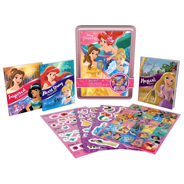 Disney Princess Happy Tin