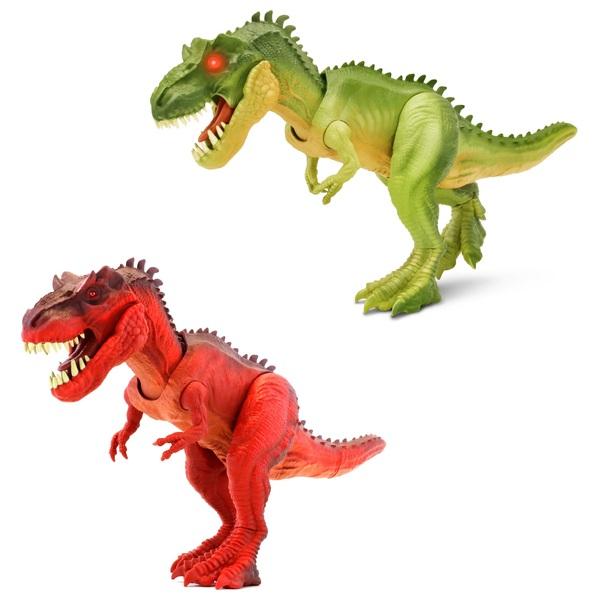 Jurassic Clash Mega Monster Dinosaur and Figure