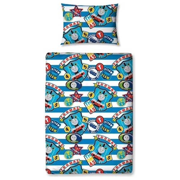 Thomas the Tank Engine 4 Piece Junior Bedding Bundle