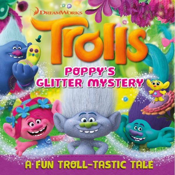 Poppy's Glitter Mystery Book