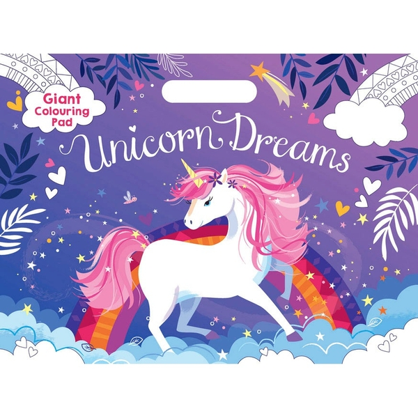 Unicorn Dreams Floor Pad